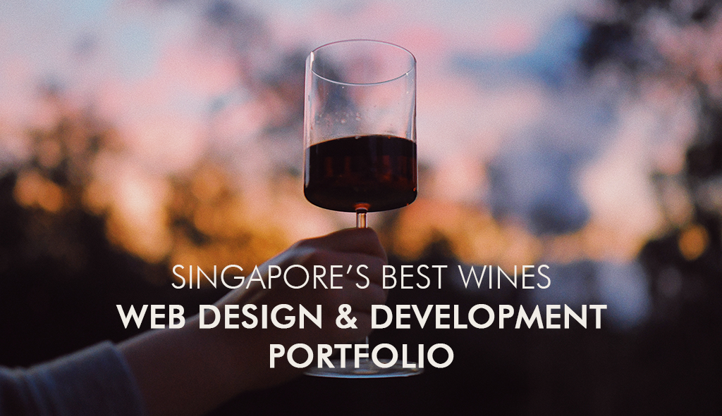POP UP WINE – WEBSITE DESIGN & DEVELOPMENT