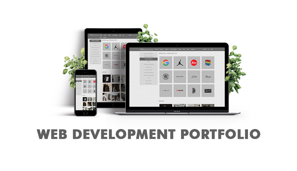 DSPTCH – WEB DEVELOPMENT – PORTFOLIO