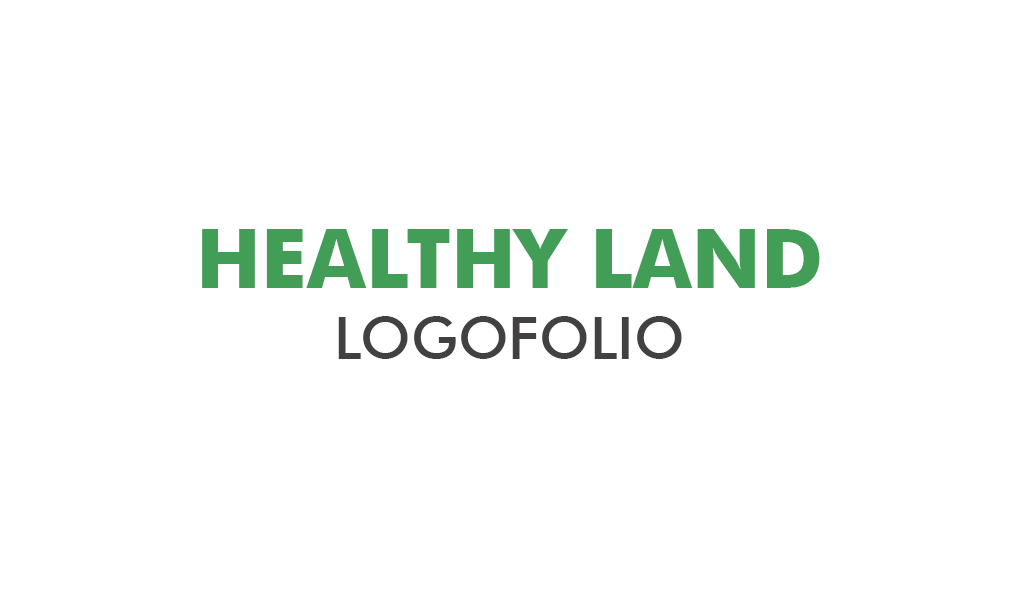 HEALTHY LAND – LOGO BRANDING