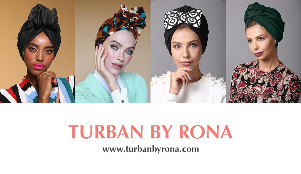 TURBAN BY RONA – WEBSITE DESIGN & DEVELOPMENT