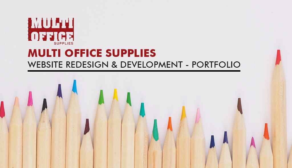 MULTI OFFICE SUPPLIES